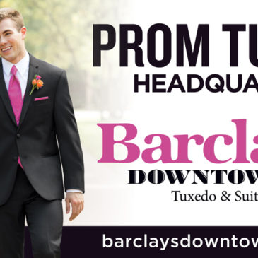 Prom is coming!