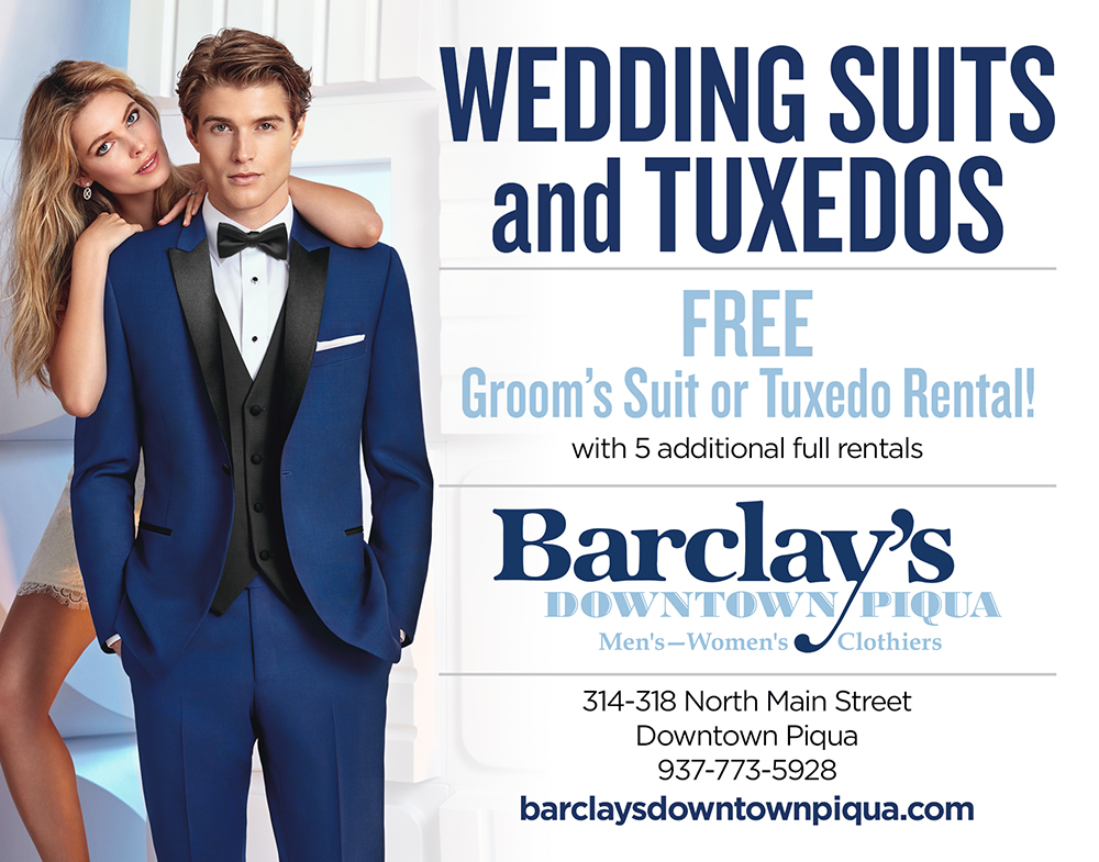 Barclay\'s is your Wedding Suits and Tuxedos Headquarters! | Barclay\'s